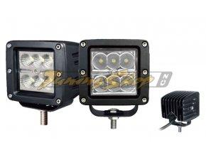 LED pracovní světla HML-1218 spot 18W