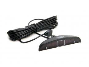 Parkovací senzory černé - 4 senzory 364
