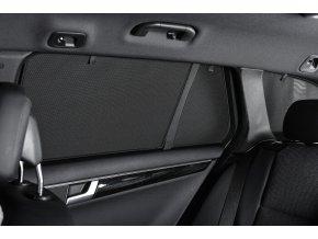 PRIVACY SHADES Protisluneční clony Alfa Romeo 156 kombi (1997-2005) - boční skla: 2 ks