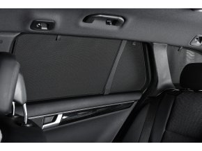 PRIVACY SHADES Protisluneční clony Alfa Romeo 156 sedan 4dv. (1997-2005) - komplet sada: 4 ks