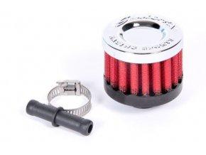 Moto Filtr stozkowy SIMOTA 9 mm Red [94709] 1200[1]