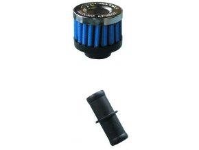 Sportovní oddechový filtr SIMOTA - modrý 15mm O17223