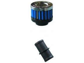 Sportovní oddechový filtr SIMOTA - modrý 20mm M17223