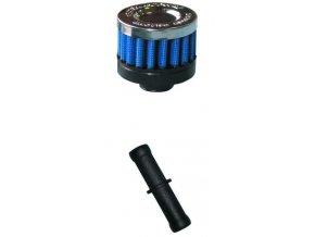 Sportovní oddechový filtr SIMOTA - modrý 9mm Q18223