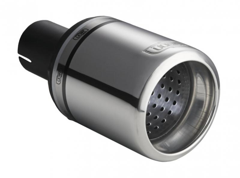 ULTER SPORT Koncovka výfuku 1x100 mm N1-17-2 /50 mm průměr vstupu
