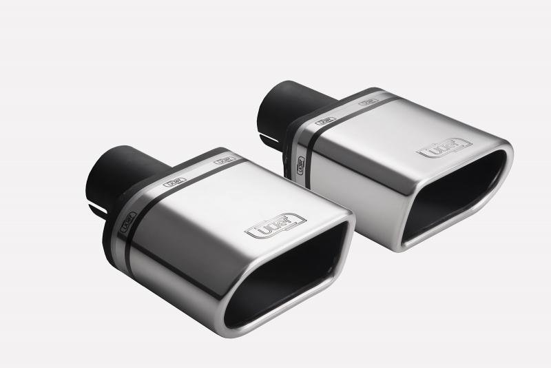 ULTER SPORT Koncovka výfuku 1x110x65 mm, pravá N1-46P* /50 mm průměr vstupu