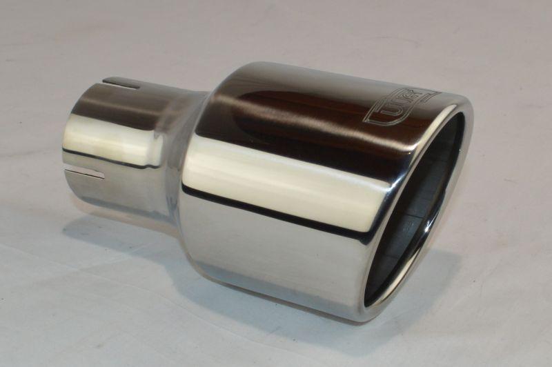 ULTER SPORT Koncovka výfuku 1x100 mm PREMIUM N1-101RS* /55 mm průměr vstupu