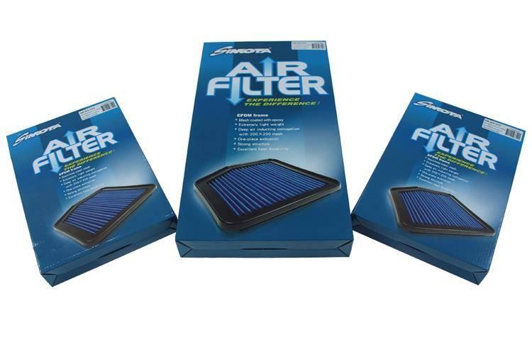 Vzduchový filtr SIMOTA OA003 321X127mm AUDI