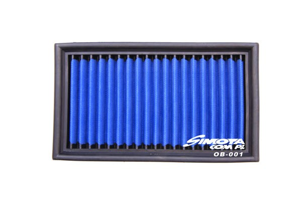 Vzduchový filtr SIMOTA OB001 258X149mm BMW