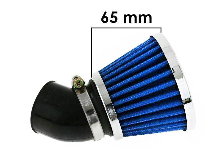 Vzduchový filtr SIMOTA 45° 35mm JS-9209-5
